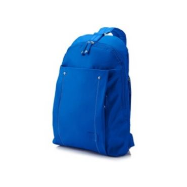 HP 14 Women Sling Blue Backpack