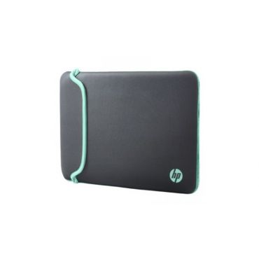 HP 14.0 Grey/Grn Chroma Sleeve