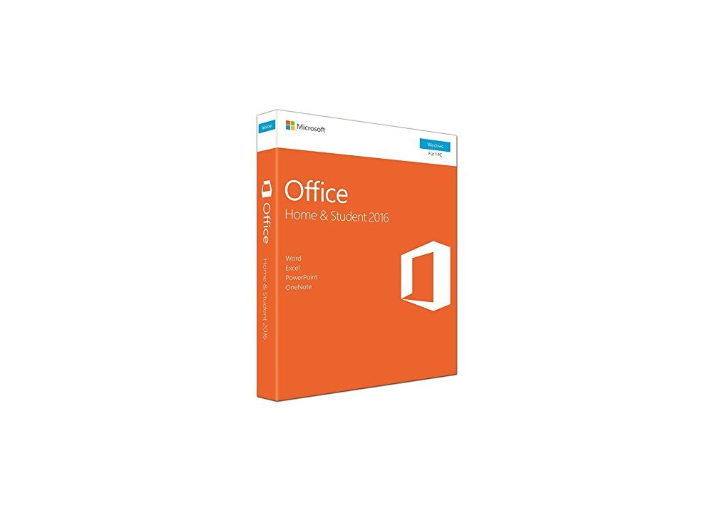 Microsoft Office Home & Student 2016 Medialess (1 PC)