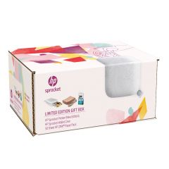 HP Sprocket 200 Printer Bundle Luna Christmas Edition