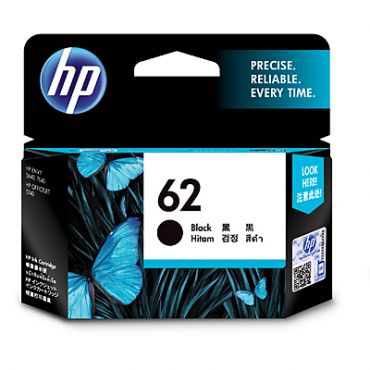 HP 62 Black Original Ink Cartridge