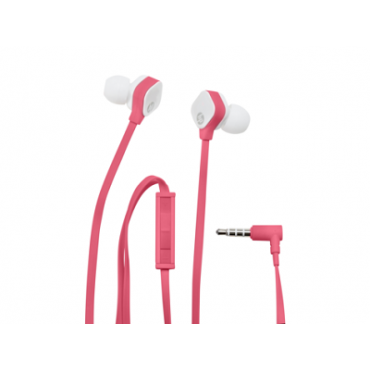 HP H2310 Coral In-ear Headset